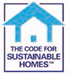 The Code for Sustainable Homes logo