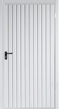 Garador Carlton Steel Panel Garage Side Door