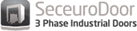 SeceuroDoor 3 Phase Industrial Doors logo